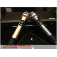 Wholesale UFH Type Nightclub Audio System Karaoke Speech Conference Wireless Microphone from china suppliers