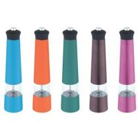 Wholesale Red, yellow or green Stainless Steel Pepper Mill, family mini grinder from china suppliers