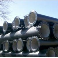 Wholesale ISO2531/EN545/EN598 Ductile iron pipe K9-Class, K10-Class, Class40 from china suppliers