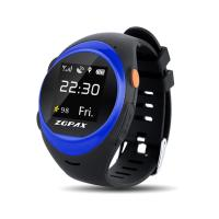 Quality Portable Smart Wrist Watches , WiFi / 2G GPS Tracking Watch Phone For Kids / Old Man for sale
