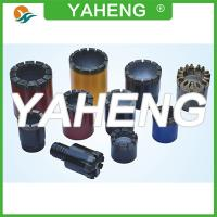 Wholesale High drill speed B76 Diamond Core Bit , OD 75.87~76.12mm from china suppliers