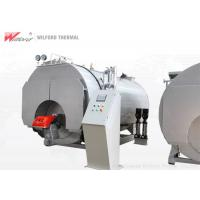 China Safety Horizontal 7 Bar 20T/H Oil Fired Steam Boiler on sale