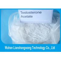 Wholesale Safe Shipping Anabolic Legal Steroids Testosterone Acetate Muscle Growth CAS 1045-69-8 from china suppliers