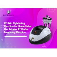 Buy cheap Face / Neck Lifting RF Cavitation Slimming Machine Weight Reduction Beauty Machine from wholesalers