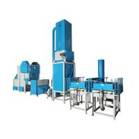 Quality High Efficiency CNC Pillow Filling Line With Weight System Support By SIEMENS for sale