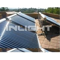 Quality Drain Back Solar Water Heating System 5000L For Residential Buildings , Hotels for sale