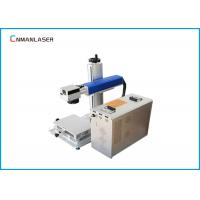 Wholesale 20w 30w Paper Rubber Ceramic Jeans Co2 Laser Marking System With Conveyor Belt from china suppliers