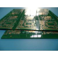 Wholesale Chemical Gold Multilayer PCB FR -4 Tg135 1.6mm Thick 1oz Each Layer from china suppliers