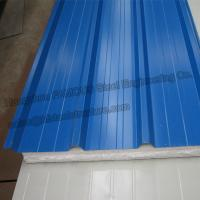 Wholesale Metal EPS Insulated Sandwich Panels House Sandwich Panel Roofing from china suppliers