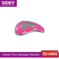 Buy cheap HONKON Home Use Skin Rejuvenation Electronic Vibrating Face Massager For Face Beauty Machine With 3500mAh Power Capacity from wholesalers