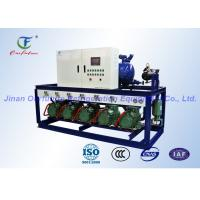 Wholesale Garlic Cold Storage Bitzer Condensing Unit , Cold Room Compressor Unit from china suppliers