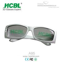 Wholesale Unique Stylish High Definition IMAX 3D Glasses For VIP Card Distinguished Guest from china suppliers