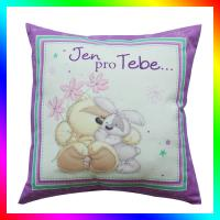 Wholesale hotel cartoon Custom Printed Pillows , 18 inch living room throw cushion from china suppliers