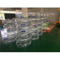 Wholesale Transparent Single Tube , Amusement Float Toys Inflatable Water Swimming Ring from china suppliers