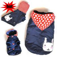 Wholesale New winter dog clothes--dog garments for winter from china suppliers