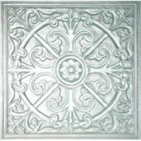 Wholesale Unique Silver Decorative Glass Wall Tile For Hotel , 10 - 19mm Thickness from china suppliers