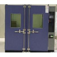 Wholesale Constant Temperature Humidity Test Chamber , Double Door Large Walk In Environmental Chamber from china suppliers