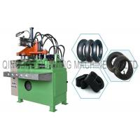 China Pneumatic Inner Tube Joint Machine 2 - 8mm Flat Thickness Of Double Layers, Inner Tube Jointing on sale