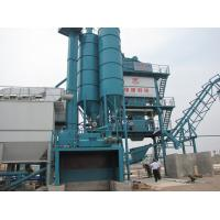 Wholesale 0.8% Bitumen Metering Accuracy Asphalt Mixing Plant With 180tph Drying Capacity from china suppliers