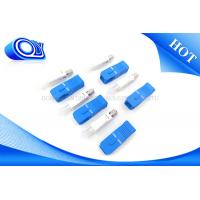 Wholesale Outdoor  Indoor SC UPC Connectors For Fiber Optic Patch Cord Cable from china suppliers