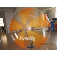 Wholesale 0.8MM TPU Giant Human Sphere Inflatable Soccer Walking On Water Ball for Water Sports Games from china suppliers
