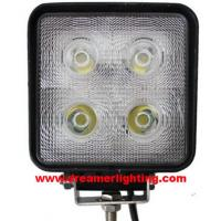 Buy cheap 40W IP68 water-proof LED work light from wholesalers