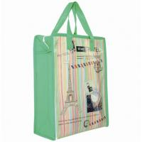 Wholesale non woven shopping bag from china suppliers