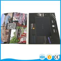"Wholesale Custom Business Brochure With Video Screen , 2.4"" 4.3"" 5"" 7"" 10'' Lcd Wedding Card from china suppliers"