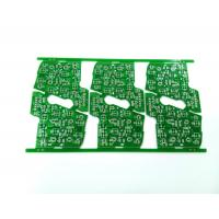 Wholesale Green 2 Layers Automotive PCB Foot Rest Board 1OZ 1.6 Mm HASLPCB from china suppliers