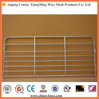 Wholesale ranch gates for sale farm gates metal metal farm gate galvanized farm gates from china suppliers