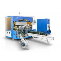 Wholesale Multi Color Auto Screen Printing Machine With LED UV Curing Device from china suppliers