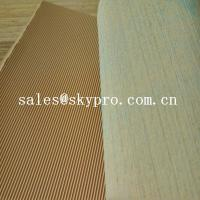 Wholesale Good Hardness Rubber For Shoe Soles Waterproof SBR Rubber Sheet from china suppliers