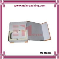 Wholesale Custom cell phone packaging box/Rigid cardboard paper phone box ME-MG030 from china suppliers