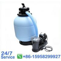 "Wholesale 16"" Complete Sand Filter System Above Ground Swimming Pool Filter Systems T616 from china suppliers"