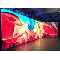 Wholesale P3 P4 High Definition Full Color Indoor Led Display Rbg , HD Led Signs Kinglight / Nationstar from china suppliers