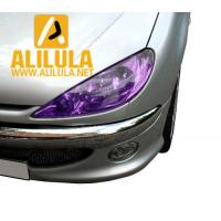 Wholesale High quality protection car light tint film purple lamp sticker in 0.3*10m from china suppliers