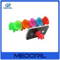 Wholesale Hot Sale Silicone Mobile Phone Sucker stand/Sucker Holder for iphone mobile phone sucker stand from china suppliers