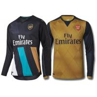 Wholesale Arsenal FC Home Men Long Sleeve Soccer Jersey Away 3rd Club Team from china suppliers