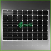 Wholesale 250 Watt Monocrystalline Solar Panel for Camping , Deep Blue MCS / CHUBB Certified from china suppliers