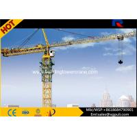 Wholesale 65m Jib Length Mobile Hammerhead Tower Crane 45kw Motor Power Remote Control from china suppliers