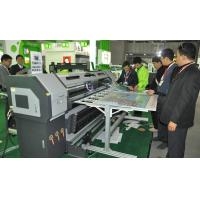 Wholesale Roll To Roll UV Printing Machine , CMYK UV Flatbed Printing Machine from china suppliers