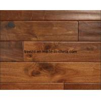 Buy cheap Black walnut Engineered Hardwood  Multi layered Birch ply Floors from wholesalers