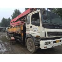 Wholesale 2003 37M CONCRETE PUMPS S value Concrete Pumps ISUZU ruck from china suppliers