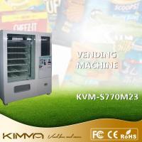 Buy cheap Medium Adult Products Kiosks Vending Machine Dispenser Indoor / Outdoor KVM-S770M23 from wholesalers