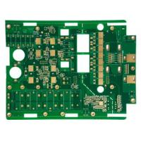 Wholesale Red Solder Mask Heavy Copper PCB High Current Custom PCB Manufacturer from china suppliers