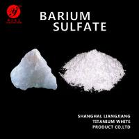 China HS 28332700 Barite Powder Natural Barium Sulphate For Drilling Powder on sale
