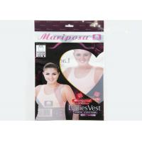 Wholesale Moistureproof Header Card Clear Polypropylene Bags With Seal Strip from china suppliers