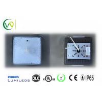 Wholesale External Slim Led Canopy Lights For Gas Station / Parking Garage , UL/DLC Approved Driver from china suppliers