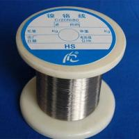 Wholesale Pure nickel wire for wire mesh and electric wire from china suppliers