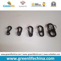 Wholesale Black Outdoor Sport Using Fashion Types Metal Snap Clips/Hooks from china suppliers